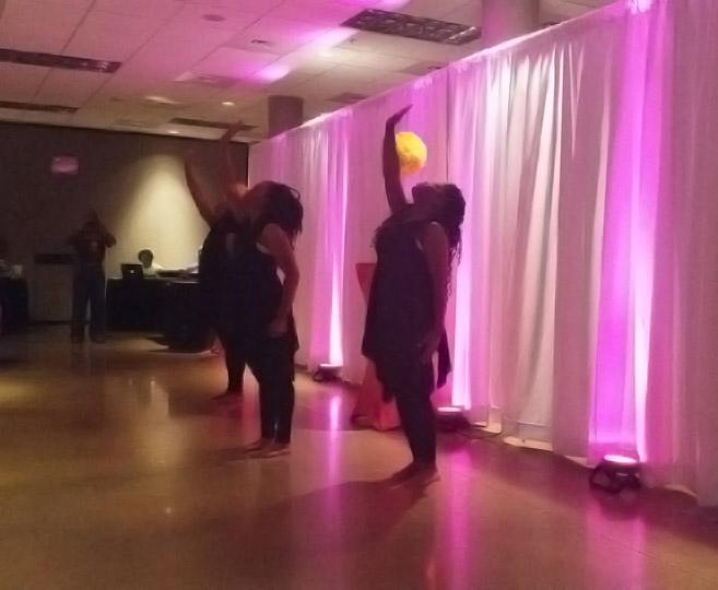 rise up praise dancers rock