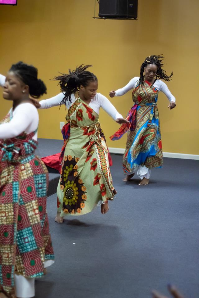 carribean dance praise dancers rock