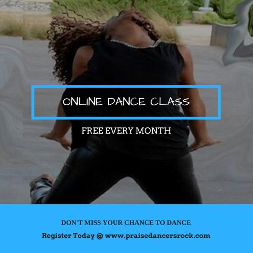 Online Dance Class